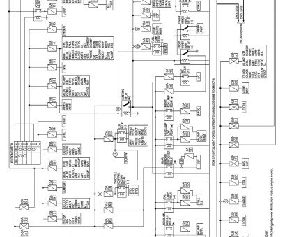 nissan micra electrical wiring diagram Nissan Micra Wiring Diagrams 2003 2005 (28) PDF 10 Cleaver Nissan Micra Electrical Wiring Diagram Galleries