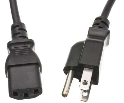 number 6 gauge wire amp Computer / Monitor Power Cord, Black, NEMA 5-15P to C13, 13 Number 6 Gauge Wire Amp Popular Computer / Monitor Power Cord, Black, NEMA 5-15P To C13, 13 Pictures