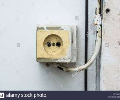 old electrical outlet wiring Outlet Electricity, Electric Plug Connect Stock Photos & Outlet 8 Top Old Electrical Outlet Wiring Ideas
