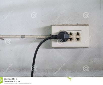 old electrical outlet wiring Close-up Of, Socket, Electrical Outlet With Plug Stock Image Old Electrical Outlet Wiring New Close-Up Of, Socket, Electrical Outlet With Plug Stock Image Photos