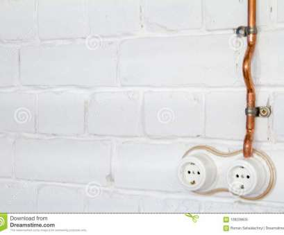 old electrical outlet wiring Retro socket made of white ceramic with open electrical wiring. Against, background of a white brick wall, electrical wiring in, copper pipes Old Electrical Outlet Wiring Most Retro Socket Made Of White Ceramic With Open Electrical Wiring. Against, Background Of A White Brick Wall, Electrical Wiring In, Copper Pipes Pictures
