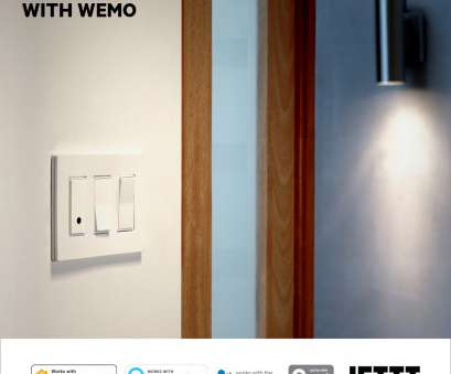 old style double light switch wiring Wemo Wi-Fi Smart Light Switch, FrontViewImage Old Style Double Light Switch Wiring Most Wemo Wi-Fi Smart Light Switch, FrontViewImage Pictures