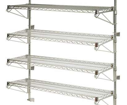 omega chrome wire shelving 33