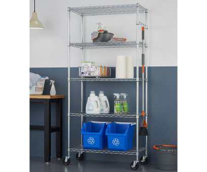 omega chrome wire shelving Shop Trinity 36-inch, Chrome Wire Shelving Rack, Free Shipping Today, Overstock.com, 6318665 Omega Chrome Wire Shelving Professional Shop Trinity 36-Inch, Chrome Wire Shelving Rack, Free Shipping Today, Overstock.Com, 6318665 Images