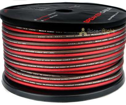 onn 75ft speaker wire gauge Details about, FT 10 Gauge Professional Gauge Speaker Wire / Cable, Home Audio AWG 14 Creative Onn 75Ft Speaker Wire Gauge Pictures