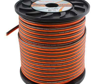 onn 75ft speaker wire gauge Get Quotations · 250' 14 Gauge Speaker, Wire, Home Audio, Ft Feet 14AWG Cable SC14G Onn 75Ft Speaker Wire Gauge Fantastic Get Quotations · 250' 14 Gauge Speaker, Wire, Home Audio, Ft Feet 14AWG Cable SC14G Ideas