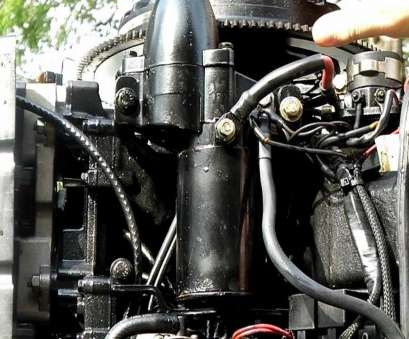 Outboard Starter Wiring Diagram Practical HowToInAFew: Changing An Outboard Motor'S Starter Ideas