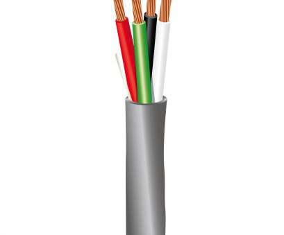 paint on copper electrical wire Advanced Digital Cable 11802R Stranded Bare Copper Unshielded Riser Rated Security, Alarm Cable 18/ Paint On Copper Electrical Wire New Advanced Digital Cable 11802R Stranded Bare Copper Unshielded Riser Rated Security, Alarm Cable 18/ Images