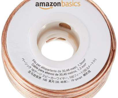 paradigm speaker wire gauge Amazon.com: AmazonBasics 16-Gauge Speaker Wire -, Feet: Home Audio & Theater Paradigm Speaker Wire Gauge Professional Amazon.Com: AmazonBasics 16-Gauge Speaker Wire -, Feet: Home Audio & Theater Galleries