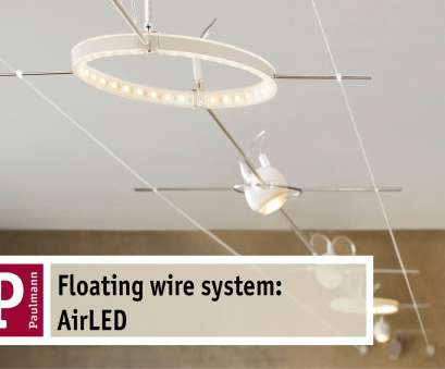 paulmann wire track lighting AirLED -, floating wire system. Paulmann Licht Paulmann Wire Track Lighting Brilliant AirLED -, Floating Wire System. Paulmann Licht Collections