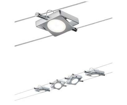 paulmann wire track lighting Smart cable system MacLED, 4 W, Paulmann Lighting Paulmann Wire Track Lighting Professional Smart Cable System MacLED, 4 W, Paulmann Lighting Solutions