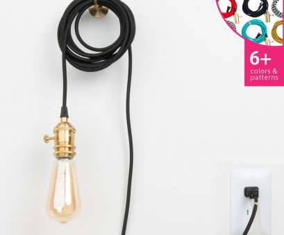 pendant light wire gauge Plug-In Pendant Light Cord,, Brass 12 Popular Pendant Light Wire Gauge Solutions