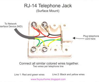 phone line wiring diagram Telephone Junction, Wiring Diagram Electrical Circuit Telephone Wiring Diagram Phone Line Wiring Diagram Perfect Telephone Junction, Wiring Diagram Electrical Circuit Telephone Wiring Diagram Pictures