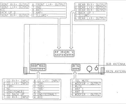15 Practical Pioneer, P4400 Wiring Diagram Collections