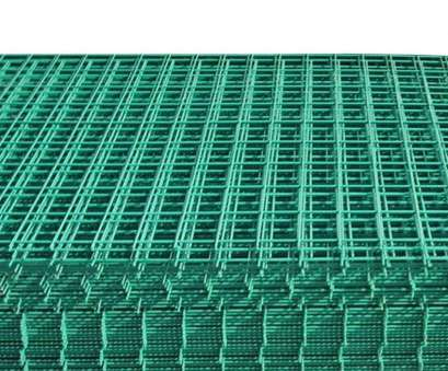 plastic coated wire mesh panels uk Suregreen Green, Coated Welded Wire Mesh Panel 6ftx3ft, 12gauge 2.5mm wire 2x2