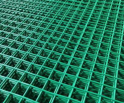 plastic coated wire mesh sheets Marko Fencing, x, Green, Coated Wire Mesh Panels Sheet 1