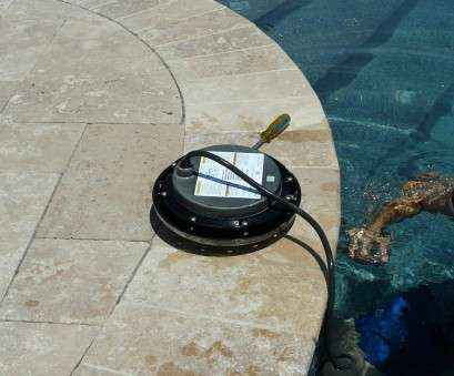 pool light wiring How To Replace a Pool Light Fixture, INYOPools.com Pool Light Wiring Top How To Replace A Pool Light Fixture, INYOPools.Com Ideas