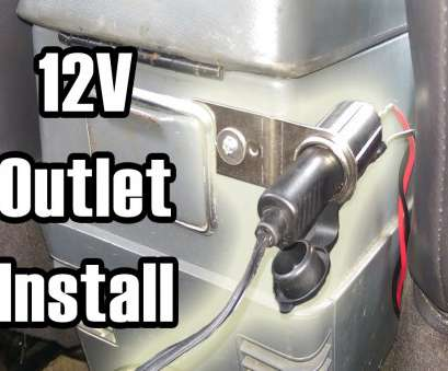 power outlet install car Installing an Auxiliary, Outlet Power Outlet Install Car Most Installing An Auxiliary, Outlet Solutions