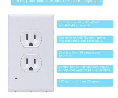 power outlet installation cost Amazon.com :, Night light Built in Outlet Wall Plate Cover, Nightlight with Automatic Light Sensor, Baby, Kids, Adults, Bedroom, Indoor Room Power Outlet Installation Cost Practical Amazon.Com :, Night Light Built In Outlet Wall Plate Cover, Nightlight With Automatic Light Sensor, Baby, Kids, Adults, Bedroom, Indoor Room Solutions