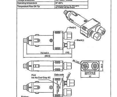 power outlet wiring tutorial Cigarette Lighter socket Wiring Diagram Download-jtron, 10a, cigarette lighter plug with power Power Outlet Wiring Tutorial Perfect Cigarette Lighter Socket Wiring Diagram Download-Jtron, 10A, Cigarette Lighter Plug With Power Solutions