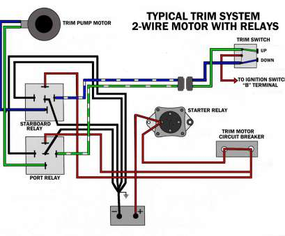 power trim wiring diagram johnson Common Outboard Motor Trim, Tilt System Wiring Diagrams Common Outboard Motor Trim, Tilt System Wiring Diagrams