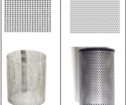 pressure drop through wire mesh screen Introduction to Strainer in Piping -, Process Piping Pressure Drop Through Wire Mesh Screen Popular Introduction To Strainer In Piping -, Process Piping Images