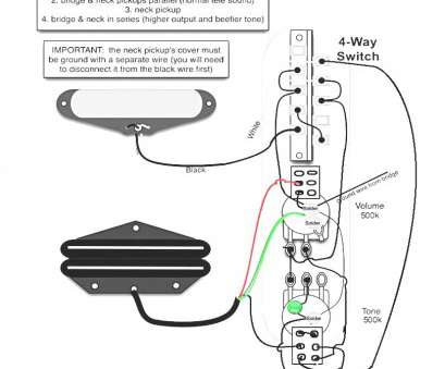 printable 3 way switch wiring diagram Telecaster Wiring Mods Diagram 3, Import Switch Fender American Printable 3, Switch Wiring Diagram Fantastic Telecaster Wiring Mods Diagram 3, Import Switch Fender American Ideas