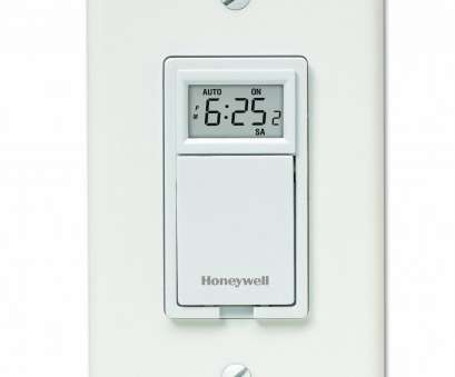 programmable light switch without neutral wire Amazon.com: Honeywell RPLS530A 7-Day Programmable Timer Switch, White (Requires 40 W Minimum): Home Improvement 19 Simple Programmable Light Switch Without Neutral Wire Galleries