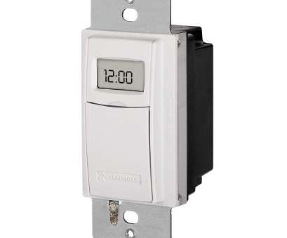 programmable light switch without neutral wire Intermatic ST01 7, Programmable In Wall Digital Timer Switch, Lights, Appliances, Astronomic, Self Adjusting, Heavy Duty, Amazon.com Programmable Light Switch Without Neutral Wire Best Intermatic ST01 7, Programmable In Wall Digital Timer Switch, Lights, Appliances, Astronomic, Self Adjusting, Heavy Duty, Amazon.Com Images