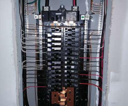 16 Cleaver Proper Electrical Panel Wiring Galleries
