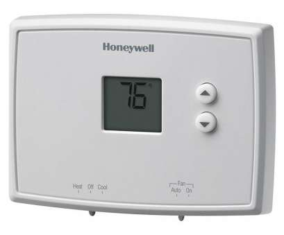 protech thermostat wiring diagram Honeywell Electronic Non-Programmable Thermostat Protech Thermostat Wiring Diagram Cleaver Honeywell Electronic Non-Programmable Thermostat Collections