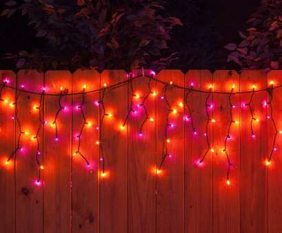 purple icicle lights black wire 150 Halloween Icicle Lights, Purple/Orange, Black Wire, Yard Envy Purple Icicle Lights Black Wire Fantastic 150 Halloween Icicle Lights, Purple/Orange, Black Wire, Yard Envy Solutions