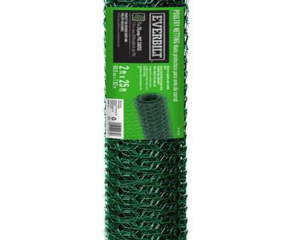 pvc coated fence wire netting green Everbilt 1, x 2, x 25, PVC Coated Poultry Netting Pvc Coated Fence Wire Netting Green Perfect Everbilt 1, X 2, X 25, PVC Coated Poultry Netting Photos
