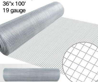 pvc coated wire mesh amazon Amazon.com:, Hardware Cloth 36 x, 19 gauge Galvanized Welded Wire Metal Mesh Roll Vegetables Garden Rabbit Fencing Snake Fence, Chicken Run 17 Creative Pvc Coated Wire Mesh Amazon Photos