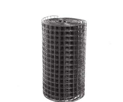 pvc coated wire mesh amazon Amazon.com: Fencer Wire 16 Guage Black Vinyl Coated Welded Wire Fence, 2ft. by 100ft. Mesh 1.5
