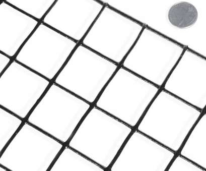 13 Practical Pvc Coated Wire Mesh Black Collections