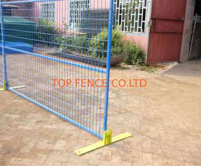pvc coated wire mesh vancouver 6FT X 9.5FT Powder COATED canada standard temporary fence panels mesh spacing 2