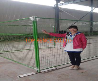pvc coated wire mesh vancouver powder coated weld wire canada temporary removable fencing panels 8'x9.5' height tubing 1
