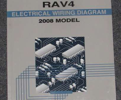 rav4 electrical wiring diagram 2008 Toyota RAV4 Electrical Wiring Diagram Service Manual, eBay Rav4 Electrical Wiring Diagram Creative 2008 Toyota RAV4 Electrical Wiring Diagram Service Manual, EBay Ideas