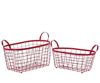 rectangular wire mesh Metal Rectangular Wire Basket with Handles, Mesh Body, of, Coated Finish,, Free Shipping Today, Overstock, 18033972 Rectangular Wire Mesh Simple Metal Rectangular Wire Basket With Handles, Mesh Body, Of, Coated Finish,, Free Shipping Today, Overstock, 18033972 Collections