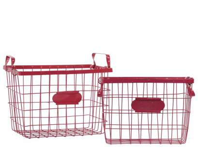 rectangular wire mesh Shop Coated Finish, Metal Rectangular Wire Mesh Basket with Handles, Card Holders (Set of Two), Free Shipping Today, Overstock.com, 11608069 Rectangular Wire Mesh Cleaver Shop Coated Finish, Metal Rectangular Wire Mesh Basket With Handles, Card Holders (Set Of Two), Free Shipping Today, Overstock.Com, 11608069 Pictures