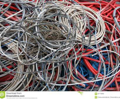recycle copper electrical wire Electric Cables Of Many Colours, The Recycling Of Copper Stock Recycle Copper Electrical Wire Nice Electric Cables Of Many Colours, The Recycling Of Copper Stock Solutions