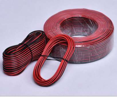 red black electrical wiring 2*0.16mm2 5/10/20/50Meters, Black Speaker Wire Copper, Connect Line, Audio Cable Electric Cables, Insulated Wire-in Wires & Cables from Lights Red Black Electrical Wiring Brilliant 2*0.16Mm2 5/10/20/50Meters, Black Speaker Wire Copper, Connect Line, Audio Cable Electric Cables, Insulated Wire-In Wires & Cables From Lights Images