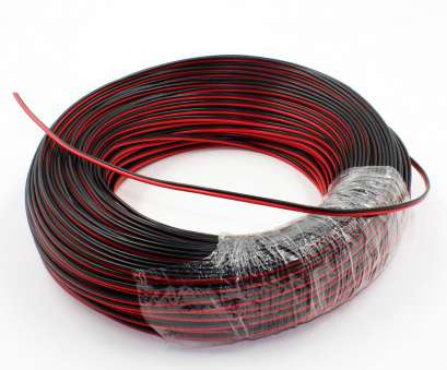 red black electrical wiring Get Quotations · 20m/66ft 20AWG Dual, & Black Electrical Jumper Cable Wire Cord, Strip 16 New Red Black Electrical Wiring Images