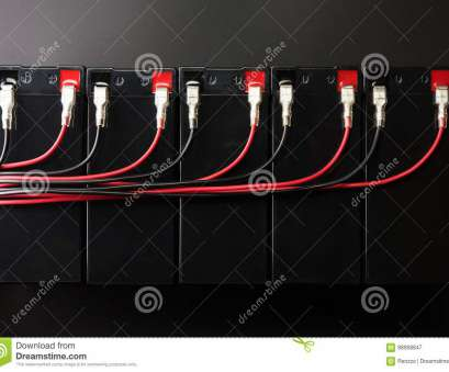 red black electrical wiring Rechargeable batteries,, electrical wires. Industrial battery hooked up in parallel with long, and black cable bundles, coming from, terminal Red Black Electrical Wiring Nice Rechargeable Batteries,, Electrical Wires. Industrial Battery Hooked Up In Parallel With Long, And Black Cable Bundles, Coming From, Terminal Galleries