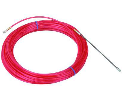 red electrical wire means 50, Nylon Fish Tape 13 Cleaver Red Electrical Wire Means Images