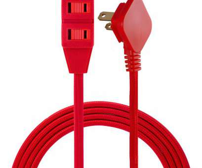 red electrical wire outlet Cordinate 8, 3 Polarized Outlet Basic Extension Cord, Red Red Electrical Wire Outlet Cleaver Cordinate 8, 3 Polarized Outlet Basic Extension Cord, Red Images