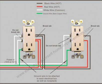red electrical wire outlet ... Electrical Outlet Wiring Diagram Divine Model Multiple Split Cool Receptacle Red Electrical Wire Outlet Simple ... Electrical Outlet Wiring Diagram Divine Model Multiple Split Cool Receptacle Pictures