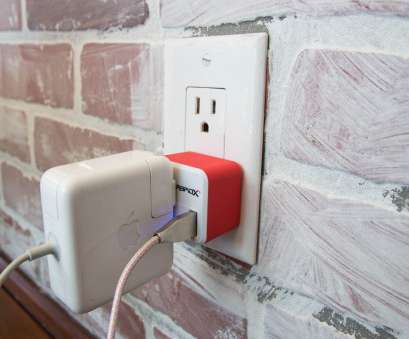 red electrical wire outlet PowX Outlet+USB Red Red Electrical Wire Outlet Brilliant PowX Outlet+USB Red Photos