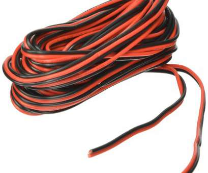 Red Electrical Wire, Sale Cleaver Hook-Up Wires (Black, Red, Meters Each) Collections